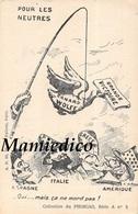 Humour Satirique Guerre De 1914 N°1. Collection Du Phoscao - Humoristiques