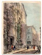 Tarjeta Postal De Iglesia De Belen. Barcelona Circulada - 1931-Hoy: 2ª República - ... Juan Carlos I