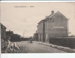 POELCAPELLE STATIE - Langemark-Poelkapelle