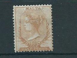 Malta Early Sg3 No Watermark Hm - Malte (...-1964)