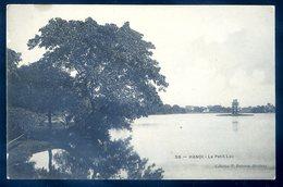 Cpa Du Viêt Nam Hanoi Le Petit Lac    YN43 - Viêt-Nam