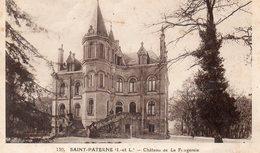 SAINT PATERNE - Château De La Fougeraie - Frankreich
