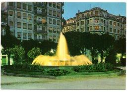 Tarjeta Postal  Con Matasellos Ambulante De Vigo De 1967 - 1961-70 Cartas