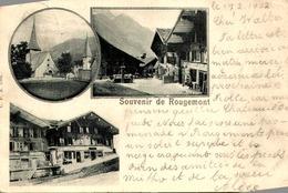 Suisse > VD Vaud   / ROUGEMONT / LOT 624 - VD Vaud