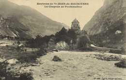 Environs De St JEAN De MAURIENNE  La Chapelle De Pontamafrey RV - Saint Jean De Maurienne