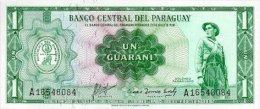 Paraguay 1 Guarani 1952 Pick 193a UNC - Paraguay