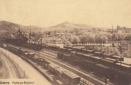 Zabern - Partie Am Bahnhof - Saverne
