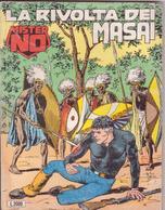 °°°  Mister No La Rivolta Dei Masai °°° - Libri, Riviste, Fumetti