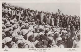 Sudan Reception Of The Sirdar At RUFAA  Blue Nile  RP Su 735 - Sudan