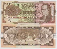 Paraguay 1000 Guaranies 2008 Pick 224c UNC - Paraguay