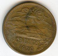 Mexique Mexico 20 Centavos 1970 KM 440 - Mexique
