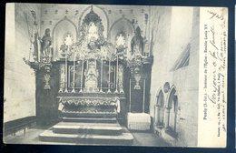 Cpa Du 76 Penly Intérieur De L' église Rétable Louis XV    YN43 - Frankrijk