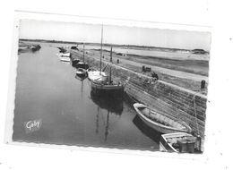 10989 - 44 - QUIMIAC MESQUER : Port De Kercabellec - Mesquer Quimiac
