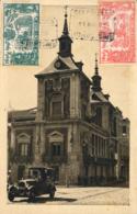 Ø 257 Y 258 (Quijote) En Tarjeta No Circulada. - 1889-1931 Reino: Alfonso XIII