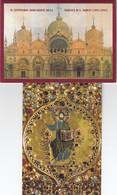 GOOD VATICAN POSTCARDS Set With Original Stamps 1994 - Vatican