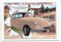 VEYRI - FIGEAC - Carte Pirate 2005 - La Citroän DS A 50 Ans  - Voir Scan - Veyri, Bernard