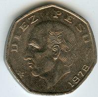 Mexique Mexico 10 Pesos 1978 KM 477.2 - Mexique