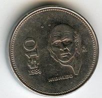 Mexique Mexico 10 Pesos 1988 KM 512 - Mexico