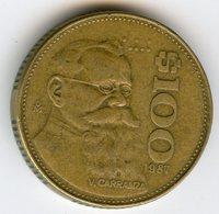 Mexique Mexico 100 Pesos 1987 KM 493 - Mexique