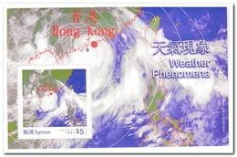 Hongkong 2014, Postfris MNH, Weather Phenomena - Ongebruikt