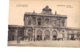 51 REIMS LA GARE - Reims