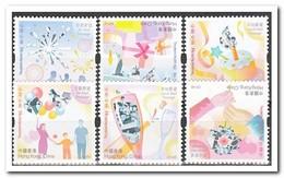 Hongkong 2014, Postfris MNH, Greetings - 1997-... Speciale Bestuurlijke Regio Van China