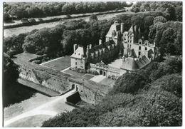 SAINT VOUGAY Chateau De Kerjean Vue Aérienne - Saint-Vougay