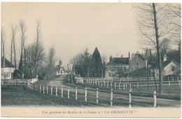 BLERE - Le Moulin De La Ferme Et La Grisolette - Bléré