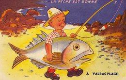 VALRAS PLAGE La Pêche Est Bonne - Greetings From...