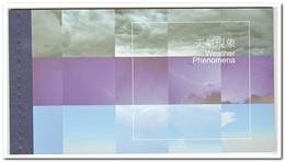 Hongkong 2014, Postfris MNH, Weather Phenomena ( Booklet ) - 1997-... Région Administrative Chinoise