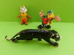 Rare Figurines HEIMO TIC TAC CARIOCA LE LIVRE DE LA JUNGLE - Disney