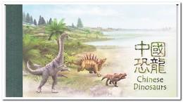 Hongkong 2014, Postfris MNH, Dinosaur ( Booklet ) - 1997-... Speciale Bestuurlijke Regio Van China