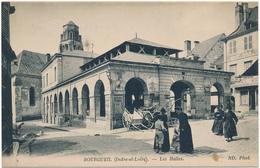 BOURGUEIL - Les Halles - Autres Communes
