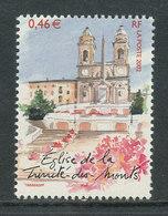 3529** Rome - L'Eglise De La Trinité-des-Monts - France