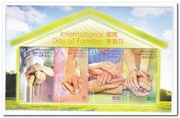 Hongkong 2014, Postfris MNH, Day Of The Family - 1997-... Speciale Bestuurlijke Regio Van China