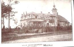 Meerle - Villa Saint-Georges - Sint-Jorisberg - Hoogstraten