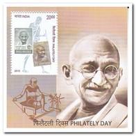 India 2013, Postfris MNH, Philately Day - India