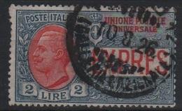 1925-26 Espresso 2 L. US Sassone 220,00 Euro - Usati