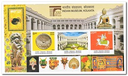 India 2013, Postfris MNH, Museum Kolkata - India