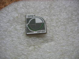 Pin's Coordinateur SPS Chez EDF - EDF GDF