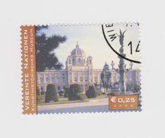 United Nations Vienna Mi 387 World Heritage - Kunsthistorisches Museum - Art History Museum - 2003 - Wien - Internationales Zentrum