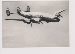 Rppc KLM K.L.M Royal Dutch Airlines Lockheed Constellation L1049 - 1919-1938: Between Wars