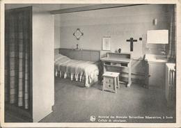 Noviciat Des Moniales Bernardines Réparatrices, à Sorée. Cellule De Retraitante.  (scan Verso) - Gesves