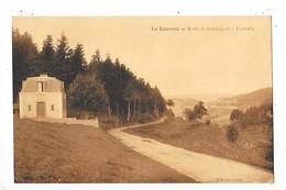 LA LOUVESC  (cpa 07 )  Route Des Fayards - Fontbelle   - L 1 - La Louvesc
