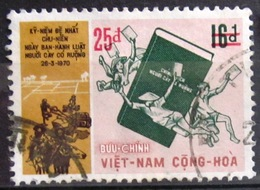 VIET-NAM Du SUD                  N° 497B                    OBLITERE - Vietnam