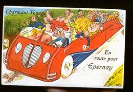 EPERNAY CARTE SYSTEME              JLM - Epernay