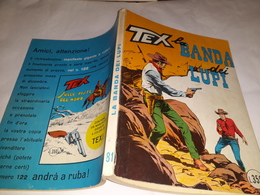 Tex N 81 Originale Bonelli Ottimo - Tex