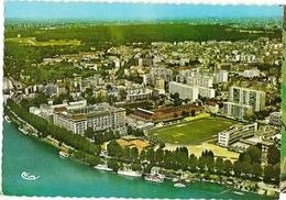 BOULOGNE-BILLANCOURT Vue Générale Aérienne Sur Le Stade Cim Cl 418-27 - Boulogne Billancourt
