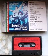 MC MUSICASSETTA I FAVOLOSI ANNI '60 N°8 - DV MORE RECORDS CP 2029 COVER VERSION - Cassette