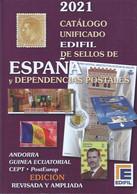 ESLI-L4063TOL.España Spain Espagne LIBRO CATALOGO DE SELLOS EDIFIL 2019.¡¡¡¡¡¡¡¡¡¡¡¡NOVEDAD! !!!!!!!!!! - España